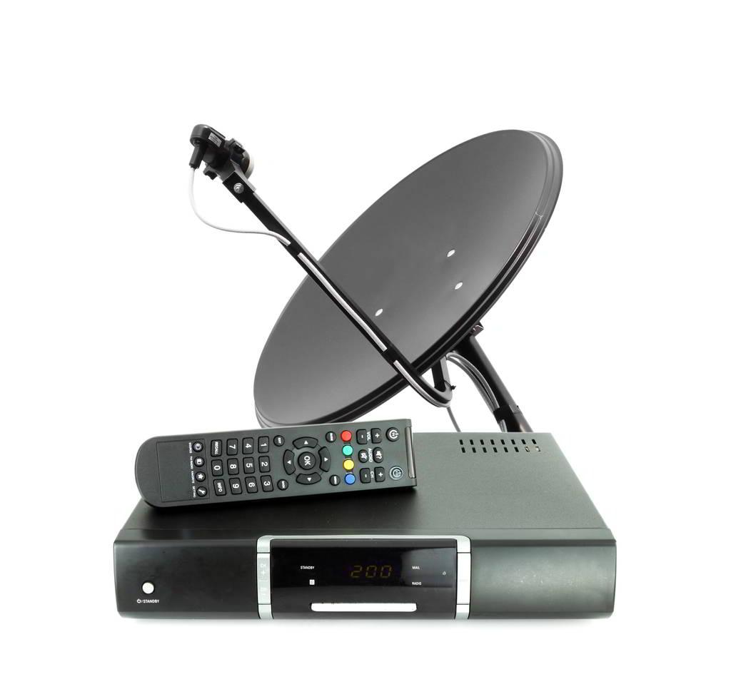 satelitná technika